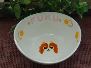 オーダー食器FUKUちゃん
