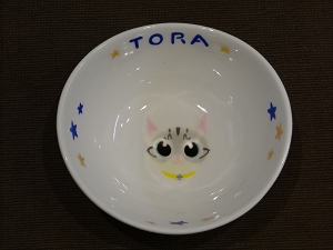 顔デザイン TORA